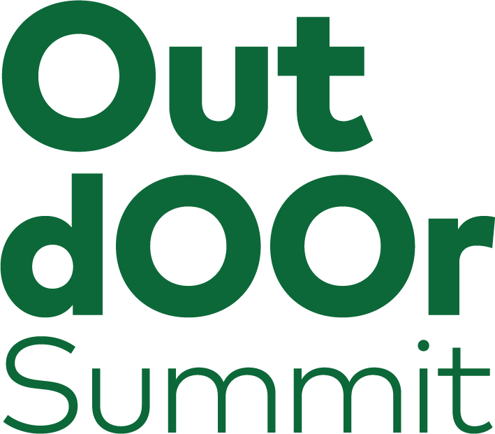 Outdoor Summit logo grøn